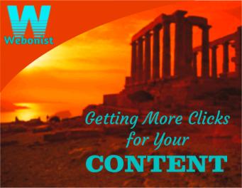 Webonist_Clicks_For_Content
